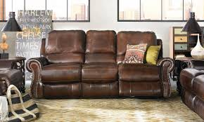 Power Sofa Recliners by Furniture Leather Power Reclining Sofa For Luxury Living Room