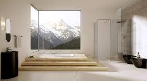 Dark Tile Bathroom Ideas by Bathroom Fascinating Bathroom Ideas With White Rectangled