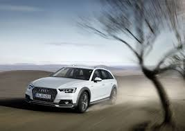 Audi Q5 Off Road - the new audi a4 allroad quattro u2013 all round car with offroad