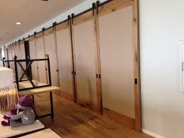 rustic sliding room dividers the special sliding room dividers