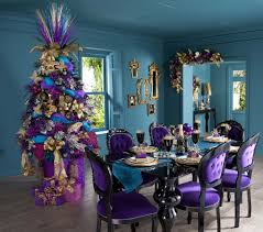 In Home Christmas Decorating Ideas Christmas Decoration Ideas 2014 Purple Christmas Decorating Ideas