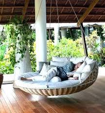 outdoor floating bed outdoor hanging beds outdoor hanging bed plans sllistcg me