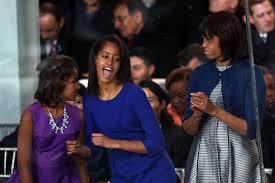 Obama First Family by Malia And Sasha Obama 17 Candid Moments The First Family