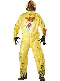 Kids Zombie Costume Hazmat Hazard Suit Zombie Costume