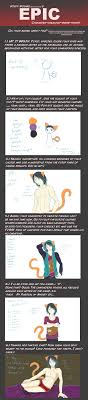 Creation Meme - character creation meme by kuuderesenpai on deviantart