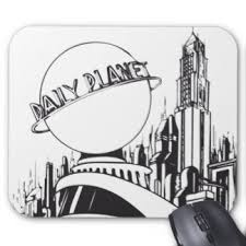 daily planet mouse pads zazzle