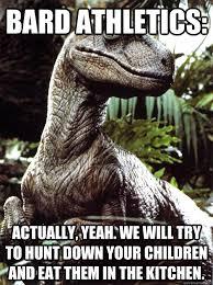 Raptor Memes - sassy raptor memes quickmeme