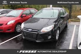 used ford focus 2012 used ford focus at wolfchase toyota serving cordova