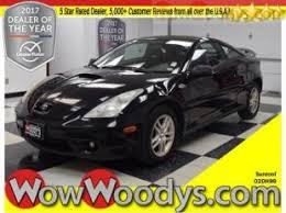 2002 Toyota Celica Interior Used Toyota Celica For Sale Near Me Cars Com
