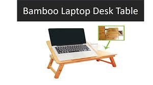 Best Laptop Desks by Features Of Bamboo Laptop Lap Desk