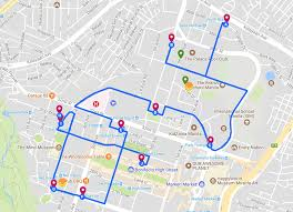 Mdc Map New Bgc Bus Routes And Bgc Map 2017