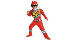 power rangers dino charge toddler red ranger muscle costume
