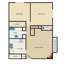 2 bedroom floorplans lakeside okc availability floor plans pricing