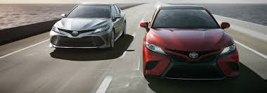 Toyota Interior Colors Toyota Camry Interior And Exterior Color Options