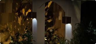 fx luminaire wall light landscape lighting green texas lawn and landscape