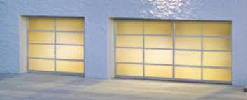 garage glass doors architectural glass garage doors