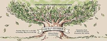 reunion invitations class family reunion invitations evite