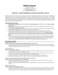 architectural project manager resume band manager resume resume