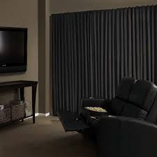Black Curtains For Bedroom Class Custom Blackout Curtains Blackout Curtain Systems Los