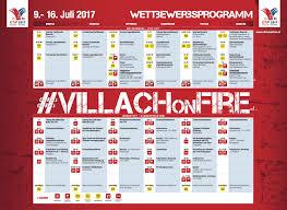 Ergebnisse Vom 4 Landesbewerb Im Home Ctif 2017 Villach