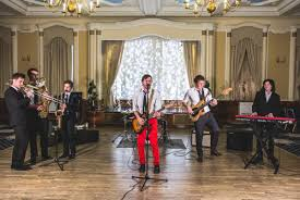 house wedding band tom mcguire the brassholes the funkiest wedding band in the