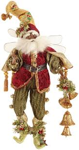 26 best black santa christmas decorations images on pinterest