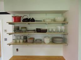 kitchen shelves instead of cabinets 60 cute interior and open