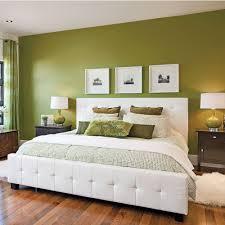 renovation chambre adulte chambre en vert et blanc chambre inspirations décoration et