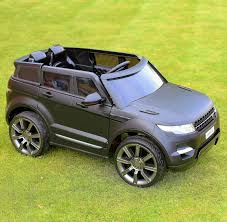 land rover kid maxi range rover hse sport style 12v electric battery ride on car