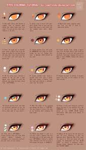 eyes coloring tutorial ver 2 by mad izoku by mad izoku on deviantart