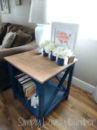 Build Wooden End Table by 66 Best Trend Alert X Design Images On Pinterest Furniture