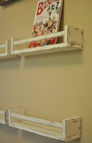Wall Mounted Spice Rack Ikea Home Organization Study Room Organization Idea With Wall Mounted