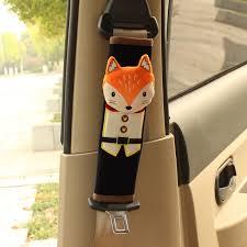 rembourrage siege auto 1 pcs enfants siège de sécurité tapis ceinture d épaule de bande