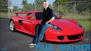 paul walker blue porsche porsche carrera gt 2005 paul walker image 130
