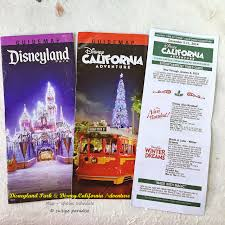 Map Of California Adventure Cuisine Paradise Singapore Food Blog Recipes Reviews And