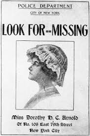 the unsolved mystery of the nyc heiress who vanished in 1910 ny