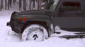 hummer jeep 2013 jeep vs hummer snow run youtube