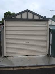 carports with roller doors u0026 panelift doors gallery starport