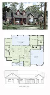best 25 craftsman ranch ideas on pinterest ranch floor plans craftsman house plan 61297 total living area 1960 sq ft 3
