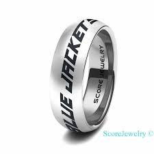 new jersey wedding bands 103 best nhl hockey tungsten band rings images on