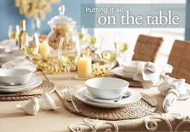 table setting runner and placemats how to set the perfect table buffet more pier 1 imports