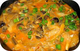 cuisiner les chanterelles grises fricassée de chanterelles grises