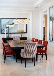 Funky Dining Room Tables Funky Dining Chairs Room Transitional With Beige Side