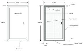 Standard Sliding Closet Door Size Sliding Door Width Islademargarita Info