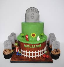 Plants Vs Zombies Cake Decorations Plants Vs Zombies Cake Cakecentral Com