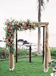 wedding ceremony canopy 93 best canopies arches images on arch canopies and