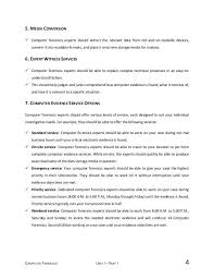 how to write a forensic report template sample forensic report 6