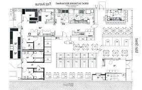floor plan for a restaurant kitchen restaurant plan restaurant italian restaurant kitchen floor