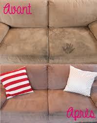 nettoyer canapé tissu c est du propre canp c3 a9 jpg