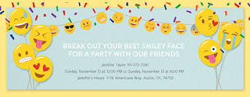birthday party invitations free kids birthday invitations online invites for children